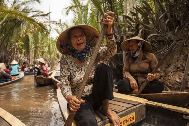 cruise the mekong delta