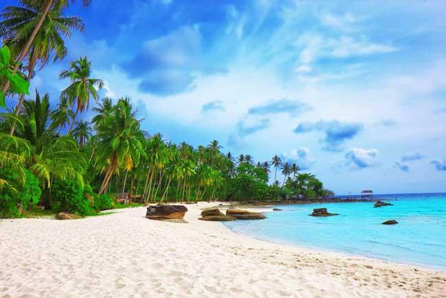 Beaches in Vietnam 9
