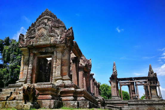 Visit The Preah Vihear Temple