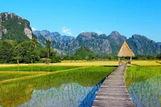 Laos At A Glance