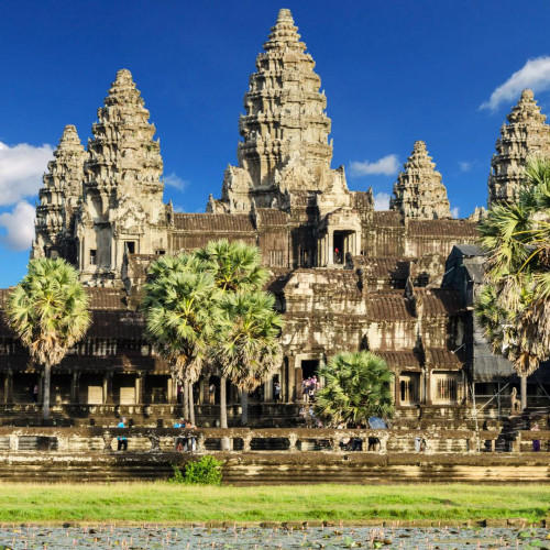 Getting to know Cambodia's most iconic temple