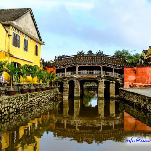 Hoian - World Cultural Heritage Site