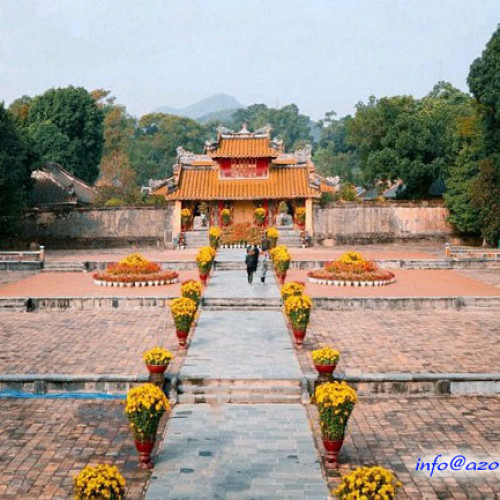 Hue - Ancient Capital Of Vietnam