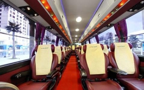 Bus Hanoi - Sapa