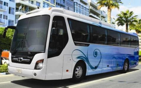 Bus Hanoi - Ha Long Bay