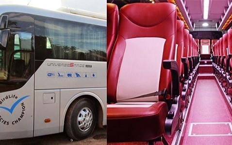 Bus Hanoi - Luang Phrabang