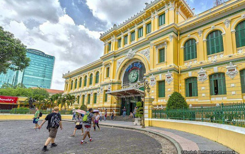 Ho Chi Minh City - Cu Chi Tunnels Explore Full Day