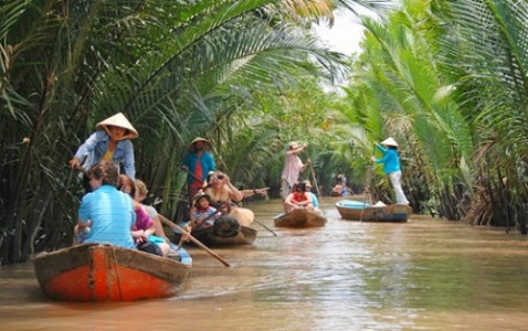 Authentic Mekong Delta
