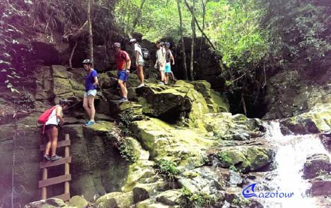 Bach Ma National Park Full Day Trek