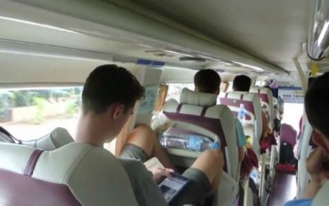Bus Hanoi - Dien Bien Phu