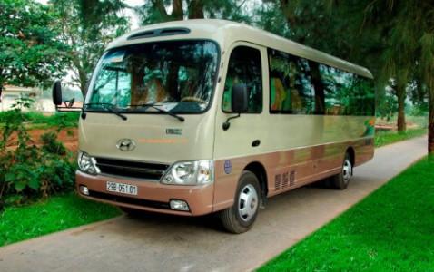 Bus Hanoi - Ba Be