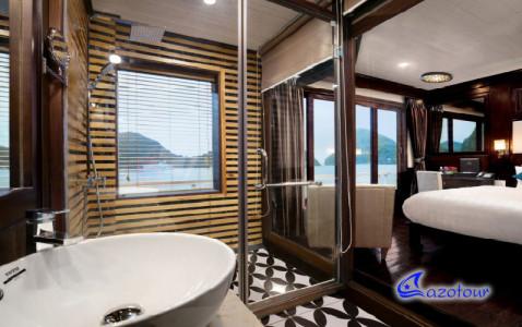 Alisa Cruise - Overnight Boat