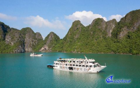 Halong Aquamarine Cruise