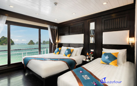 Halong Aquamarine Cruise