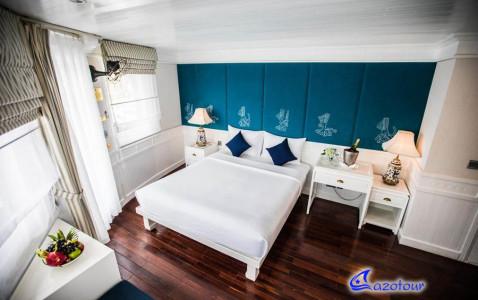 Au Co Cruise - Luxury Yacht