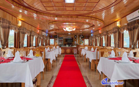 Ha Long Bay Day Tour - 4HRS On Halong Cruise