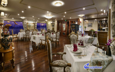 Emperor Cruise - Bai Tu Long Bay Luxury Boat