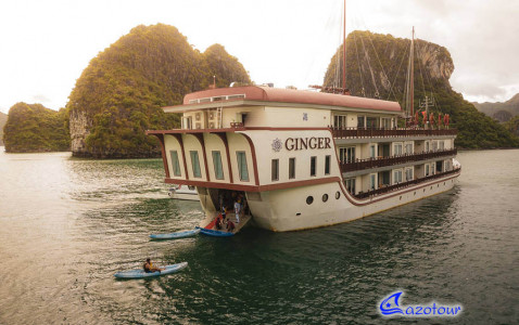 Ginger Cruise - Overnight Journey On Lan Ha Bay