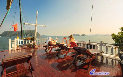 Lan Ha Legend Cruise