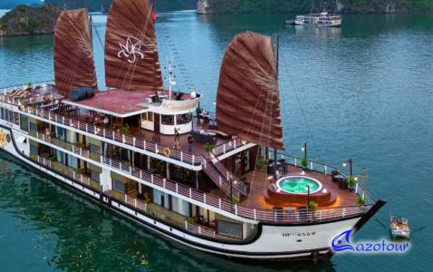 Orchid Cruise - Lan Ha Bay