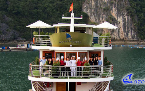 The Vintage Cruise Halong