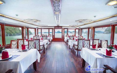 Oriental Sails - Overnight Sails