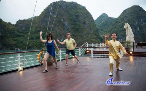 Peony Cruise - Deluxe Cruise
