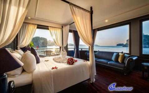 Rosy Halong Cruise