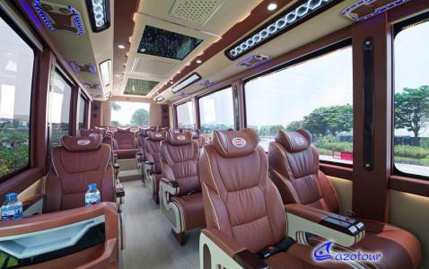 Serenity Cruises Halong, Overnight Cruise