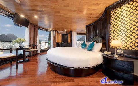 Serenity Cruises Halong, Overnight Cruise
