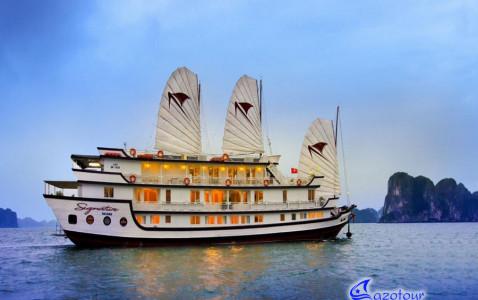 Signature Ha Long Cruise