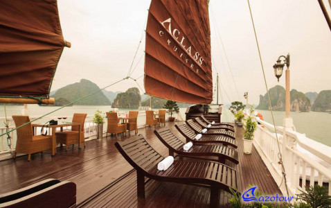Stellar Cruise - Ha Long Bay