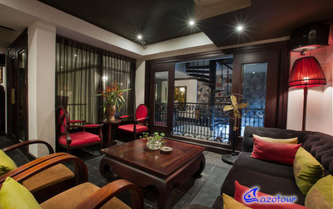 Romantic COMBO: Paloma Cruise & Hanoi's 3* Hotel