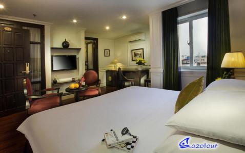 Savings COMBO: Silversea Cruise & Hanoi's 3* Hotel