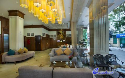 Cruise COMBO: Signature Cruise & Hanoi's 4* Hotel