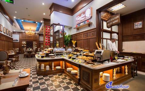 Bai Tu Long COMBO: Athena Luxury Cruise + Hanoi Pearl Hotel