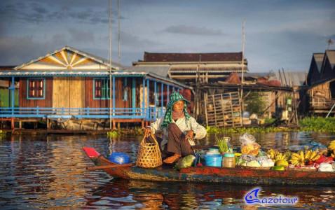 Incredible Angkor Trip 7 Days