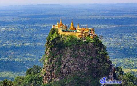 Myanmar Tour - Buddhist Land Exploration