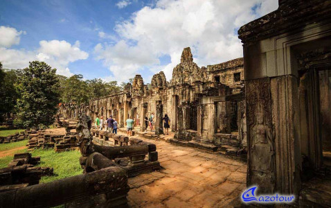 Siem Reap Biking Adventure  5 Days