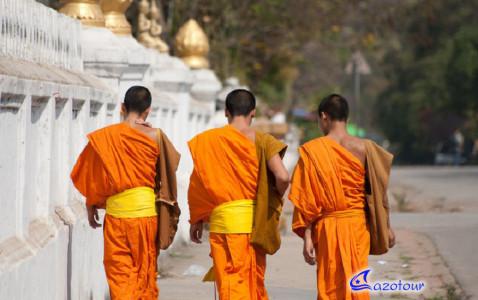 Luang Phrabang - Laos Tours