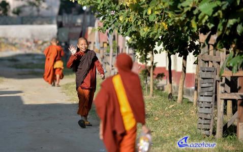 Spiritual Myanmar Tour