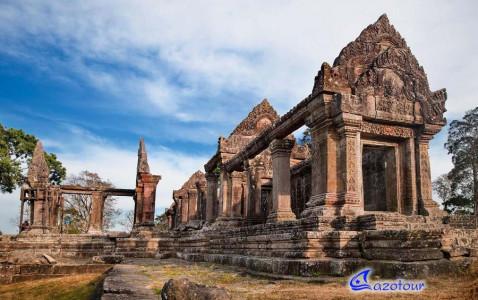 Secret Of Angkor 4 Days