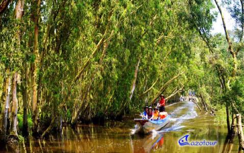 Mekong Delta Exploration