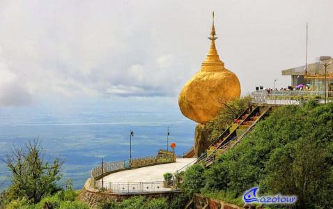 Myanmar - Golden Rock 6 Days