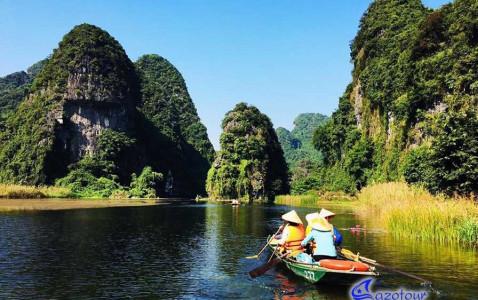 Hoa Lu - Trang An Full Day Trip