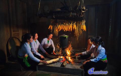 Mai Chau  - Pu Luong Nature Reserve Exploration
