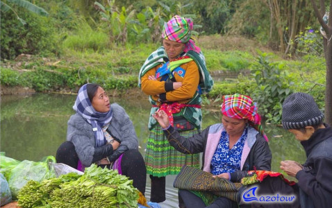 Mai Chau  - Pu Luong Nature Reserve Exploration