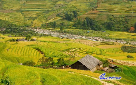 A Glimpse Of Sapa By Day Bus