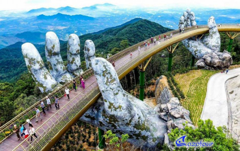 Central Vietnam - Sightseeing & Golf