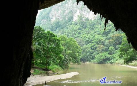 Ban Gioc Waterfall - Ba Be Lake Discovery